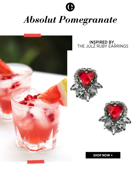 Inspired by-Absolut Pomegranate-SHOP