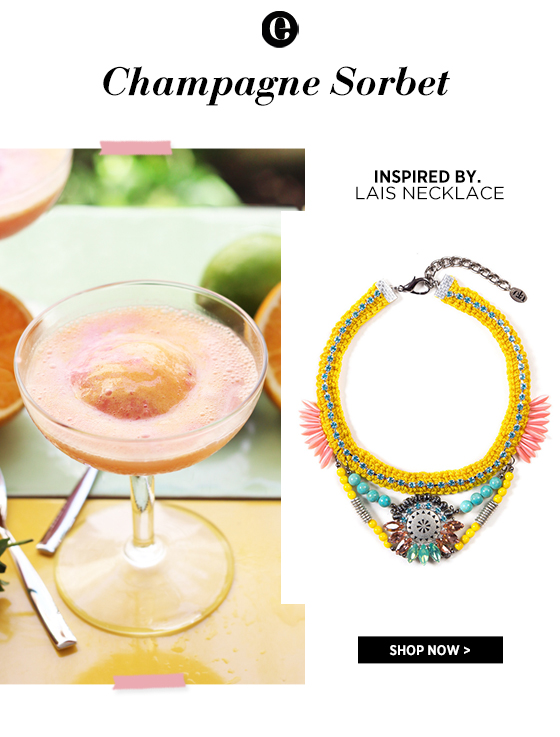 Inspired by-Champagne Sorbet-SHOPNOW-LAISNECKLACE