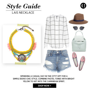 Style Guide // Weekend To-Do List