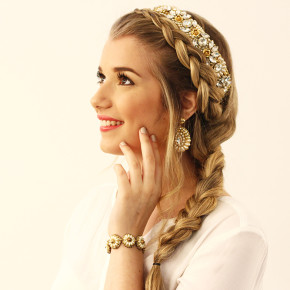 4 Hairstyles For Summer Weddings