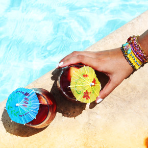 Fireball Summer Whisky Sangria