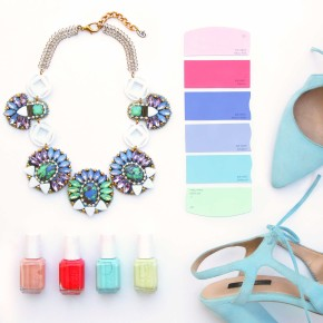 Color Trend :: Pastel Love