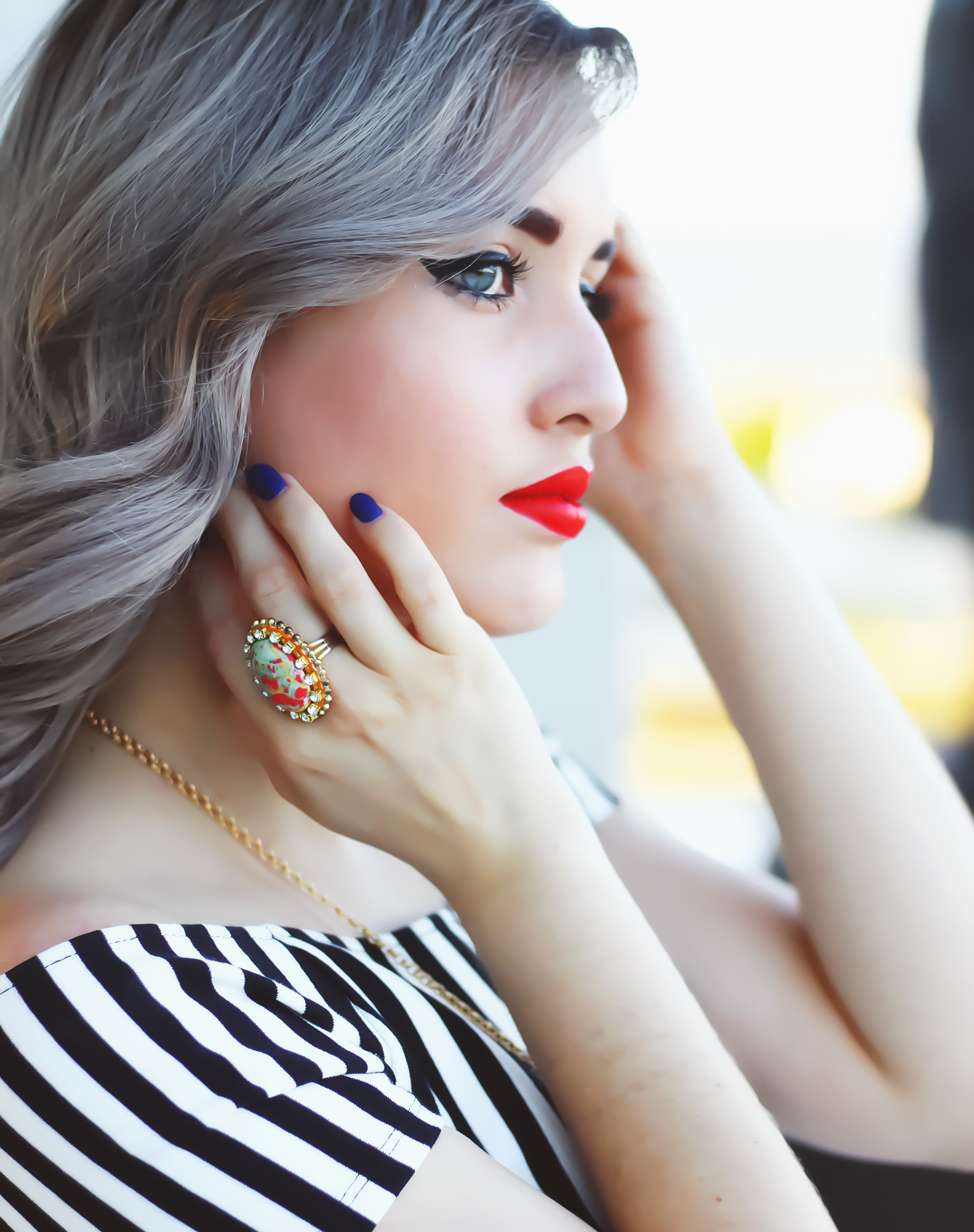 How to take your jewelry from Day to Night with Glorivette Guzmán