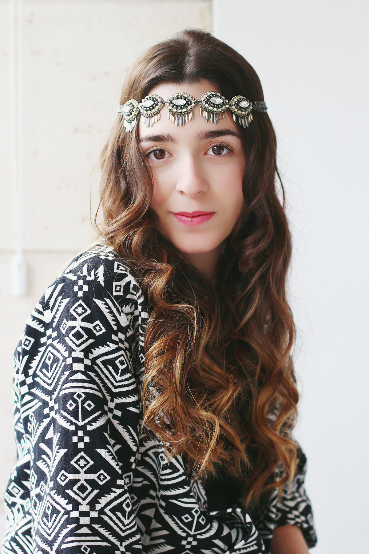 Bohemian Hairstyles | Beach Waves